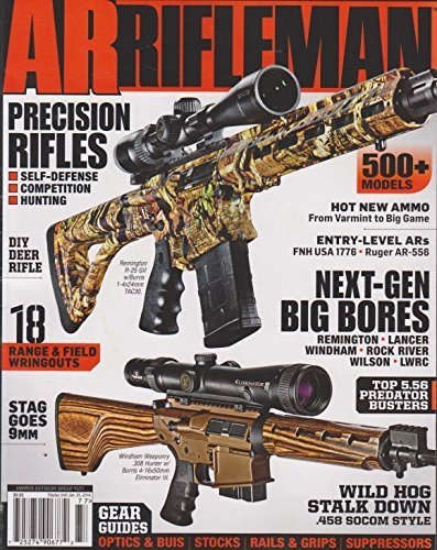 Download Harris Outdoor Group #177 AR Rifleman Magazine pdf epub