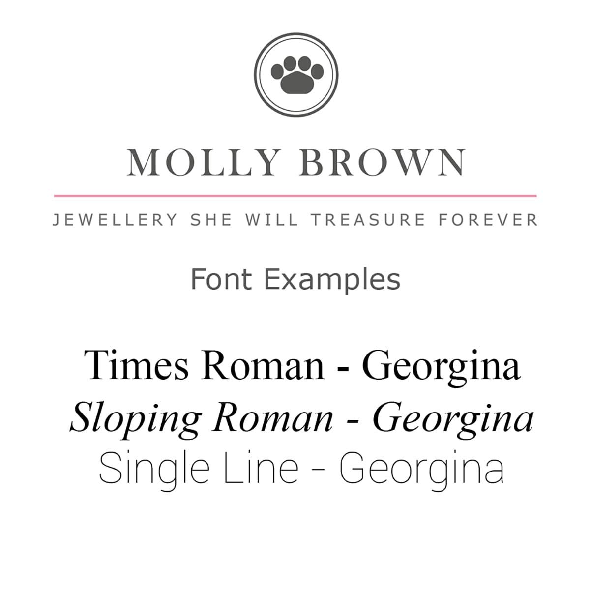 Molly B London | Personalized 925 Sterling Silver Baby's April Diamond Birthstone Baptism Bangle by Molly B London (Image #3)