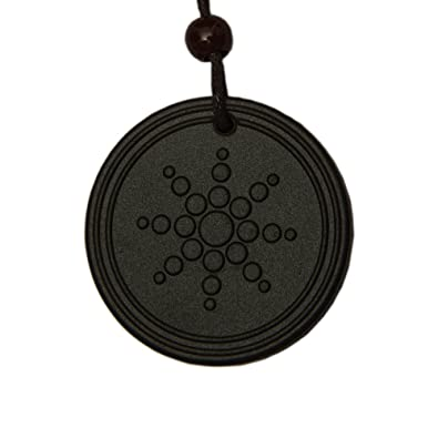 Aarogyam energy jewellery quantum science energy scalar unisex black aarogyam energy jewellery quantum science energy scalar unisex black pendant made from lava amazon home kitchen aloadofball Image collections