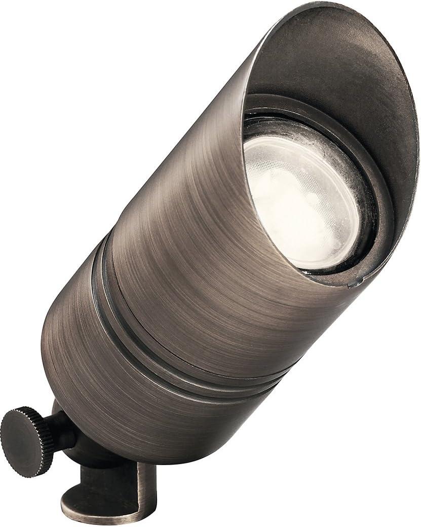 Kichler 15475CBR One Light Accent