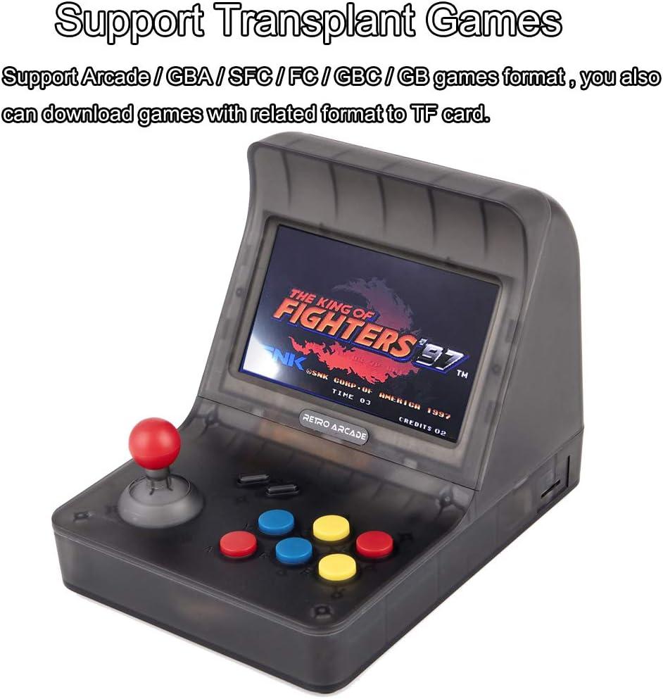 Amazon com: Mini Retro Game Console, Classic Retro Video