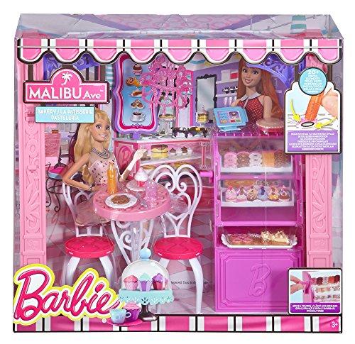 Barbie p tisserie de malibu de mattel for Casa di barbie malibu