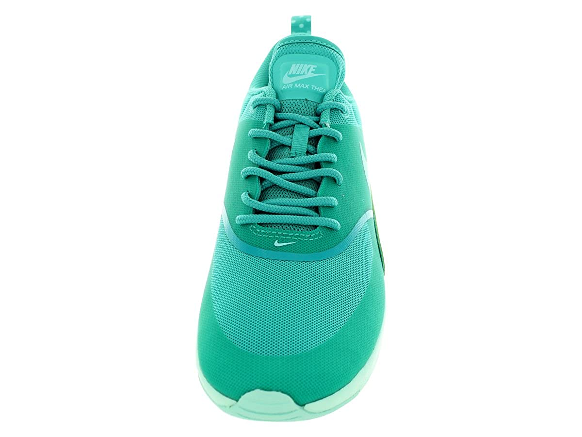 hot sale online b66db 03166 Amazon.com   Nike 2015 Q2 Women Air Max Thea Running Sneaker Shoes Green  599409-408 (US 6.5 Euro 37.5)   Road Running