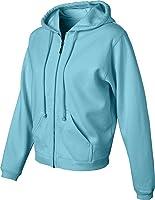 Comfort Colors 1598 - Ladies' Garment Dyed Hooded Full-Zip Sweatshirt