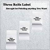 Phomemo Printer Paper White Self-Adhesive Thermal