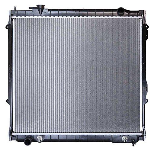 Prime Choice Auto Parts RK678 Aluminum Radiator
