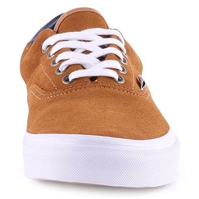 Vans Era 59 Herren Sneaker, Braun Hellbraun Größe: 40.5