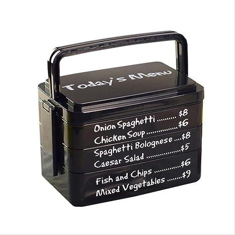 AQBHEDKO Caja de Almuerzo Multicapa Calefacción por ...