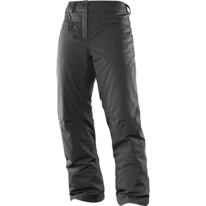 SALOMON Impulse Damen Skihosen, Schwarz X Small schwarz
