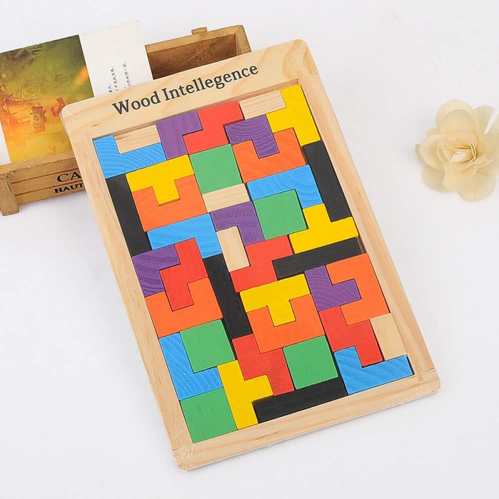 JSGJZY Game Wood Intellegence Board Game Wood Funny Game Children/Family/Friends