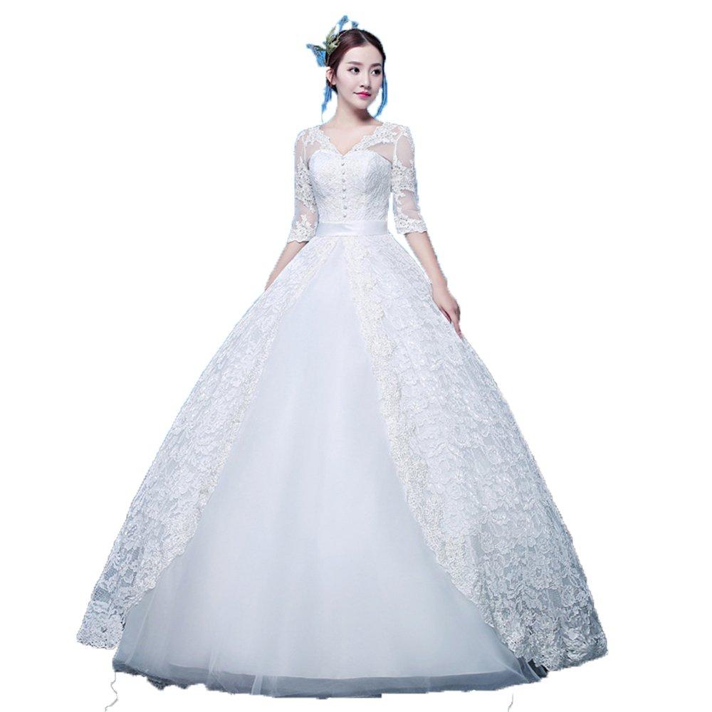 Little PrettyDress DRESS レディース B075SHQ485  ホワイト 4