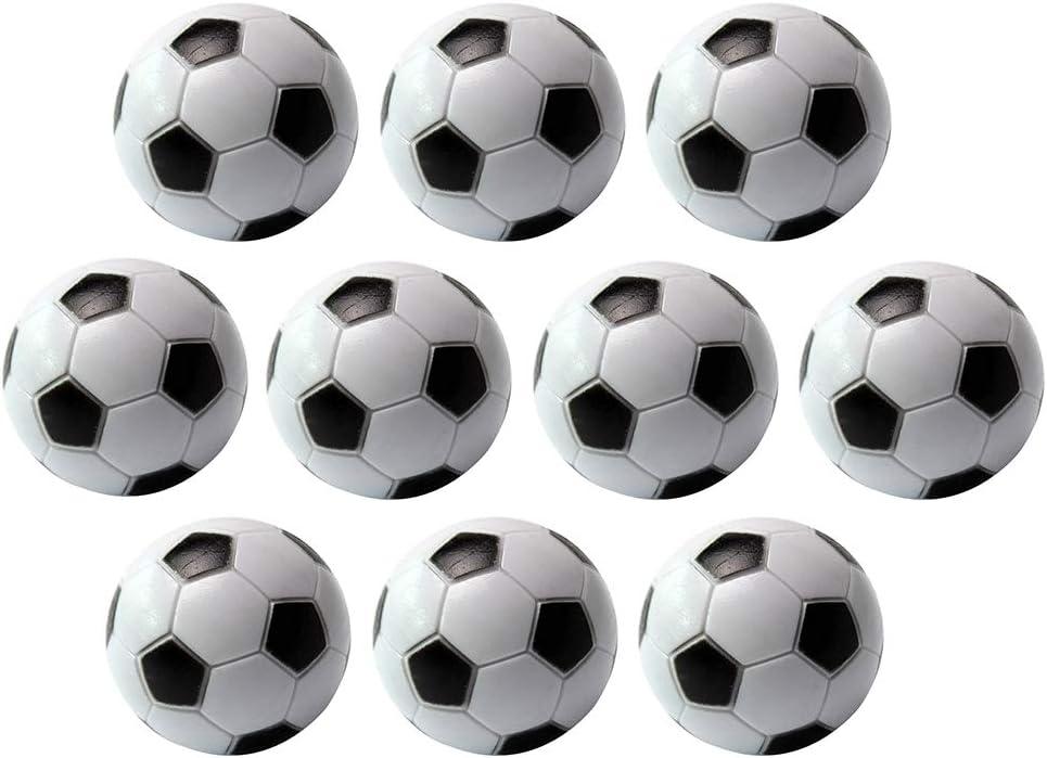 Limeow Balón de Fútbol de Futbolín Futbolín con Pelotas Reemplazo ...
