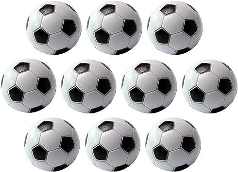 Limeow Balón de Fútbol de Futbolín Futbolín con Pelotas ...