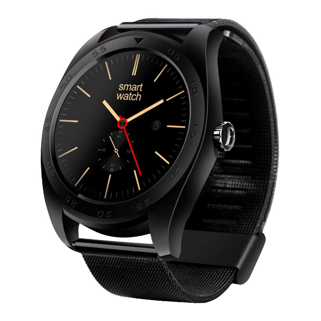 MRLIFY Smartwatch, Bluetooth Smart Watch Sport Smartwatch 1.2 ...