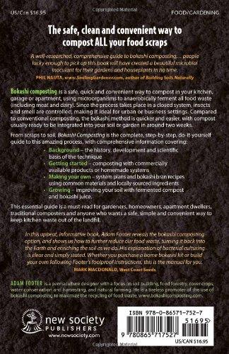 Bokashi Composting: Scraps to Soil in Weeks: Amazon.es: Adam ...