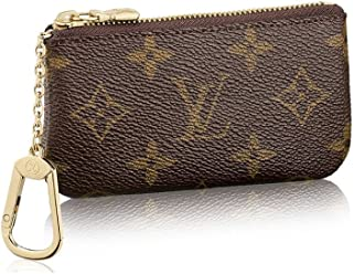 2bcfd2207694 Louis Vuitton Monogram Canvas Key Pouch M62650