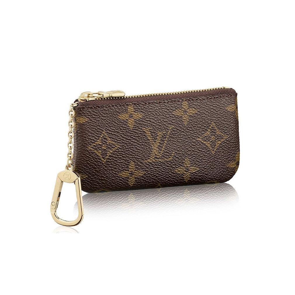 9257f863f167 Amazon.com  Louis Vuitton Monogram Canvas Key Pouch M62650  Shoes