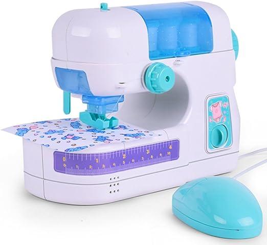 mAjglgE - Máquina de Coser portátil para niños y niñas, para Hacer ...