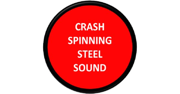 Crash Spinning Steel Sound: Amazon.es: Appstore para Android
