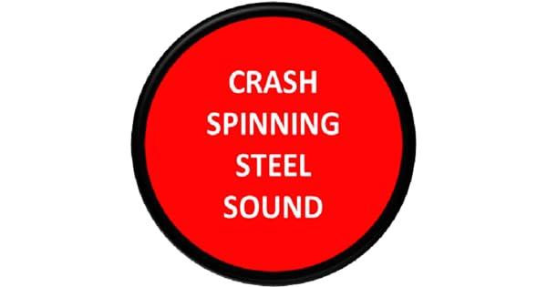 Crash Spinning Steel Sound: Amazon.es: Appstore para Android