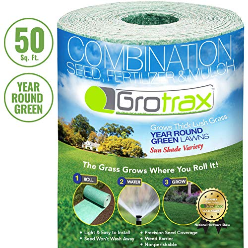 Grotrax Biodegradable Grass Seed