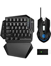 GameSir VX AimSwitch E-sports Gaming Keyboard and Mouse for Xbox One, PS4, PS3, Nintendo Switch and PC Keypad and Mouse Combo Adapter for Computer and Consoles