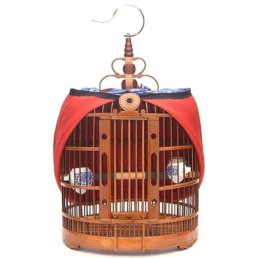Jaula de pájaros clásica mejorada y duradera para periquitos Jaula ...