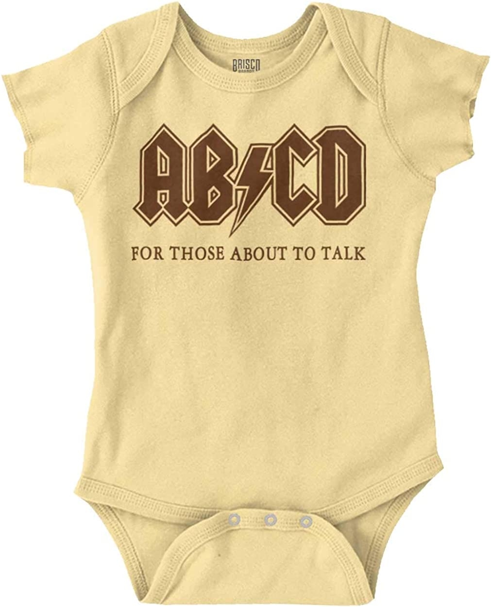 Black ABCD Lightning Baby Bodysuit|Personalized Onesie|Baby Gift|Baby Clothes|Unisex Bodysuit|Baby Announcement|Newborn Gift|New Baby Gift