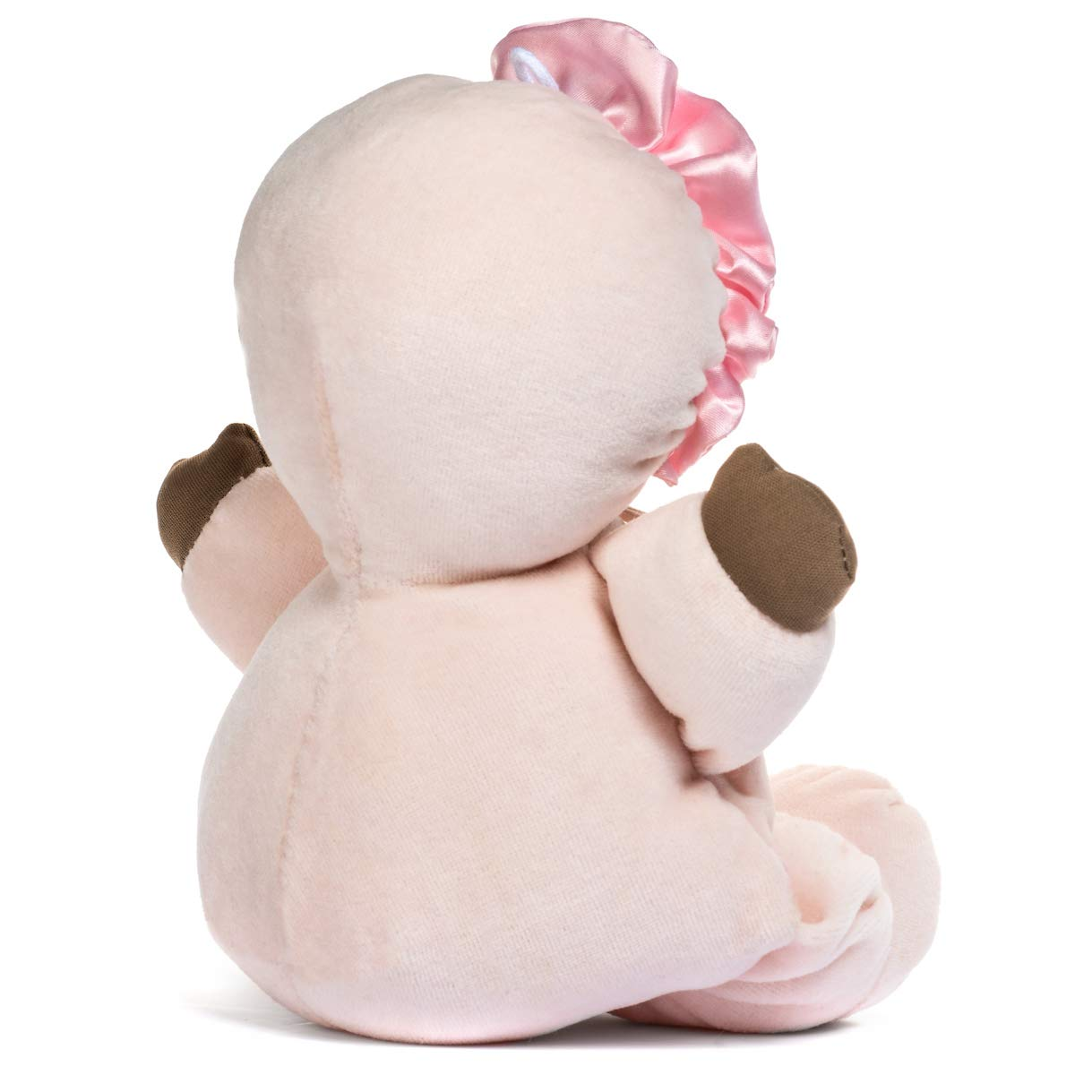So Soft My First Baby Doll with Dark Complexion and Black Hair