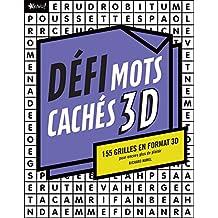 Défi - Mots cachés 3D: 155 grilles en format 3D
