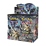 Toys : Pokemon TCG Sun & Moon Ultra Prism Factory Sealed Booster Box - 36 packs