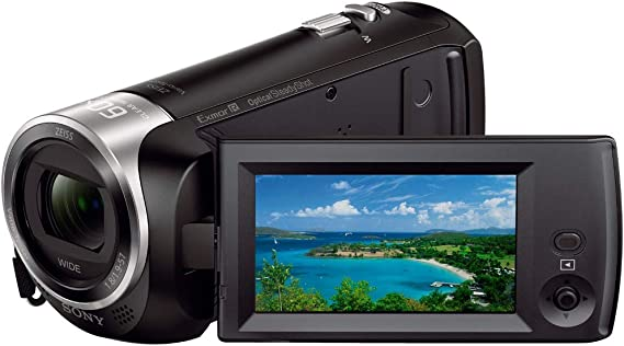 Sony - HDRCX405 HD Video Recording Handycam Camcorder (black)