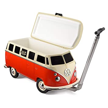 Vw Camper Van >> Vw Camper Van Cool Box Steel Cooler Box Indoor Outdoor Ice
