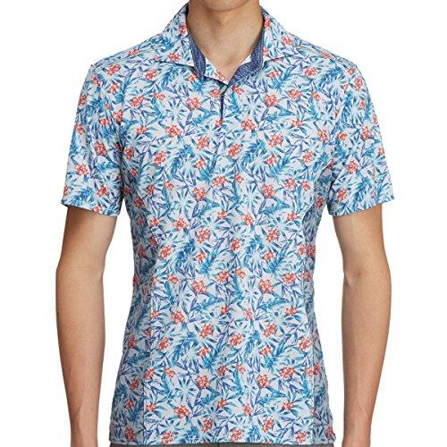 ミズノ MIZUNO 半袖シャツ?ポロシャツ ライトスタイル半袖シャツ 52MA7010 ストロングブルー 27 M