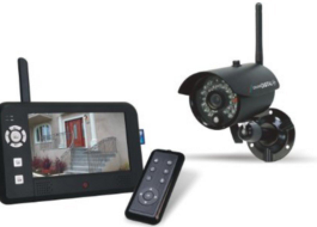 お気に入りの Byron Elro Digi Elro Camera System 4 Digi Channel with 7-inch 7-inch Screen [並行輸入品] B017FQNAT4, 婚約指輪ダイヤモンドJジュエリー:54233b8a --- a0267596.xsph.ru