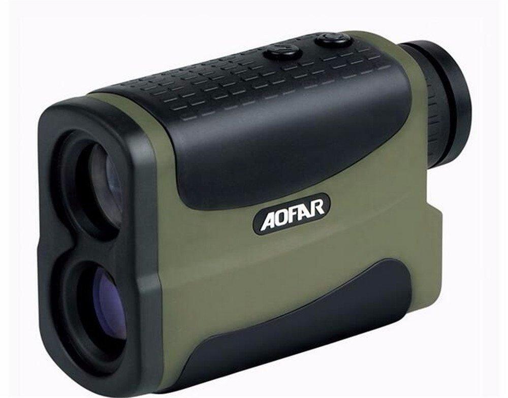 Eyoyo Wasserdicht 6x Multifunktions Golf Laser Entfernungsmesser mit Ranging, Scannen, Flagpole Lock, Nebel und Speed-Funktion