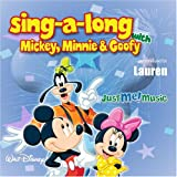 : Sing Along with Mickey, Minnie and Goofy: Lauren