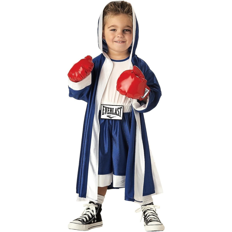 sc 1 st  Amazon.com & Amazon.com: Toddler Everlast Boxer Costume (Size:2-4T): Clothing