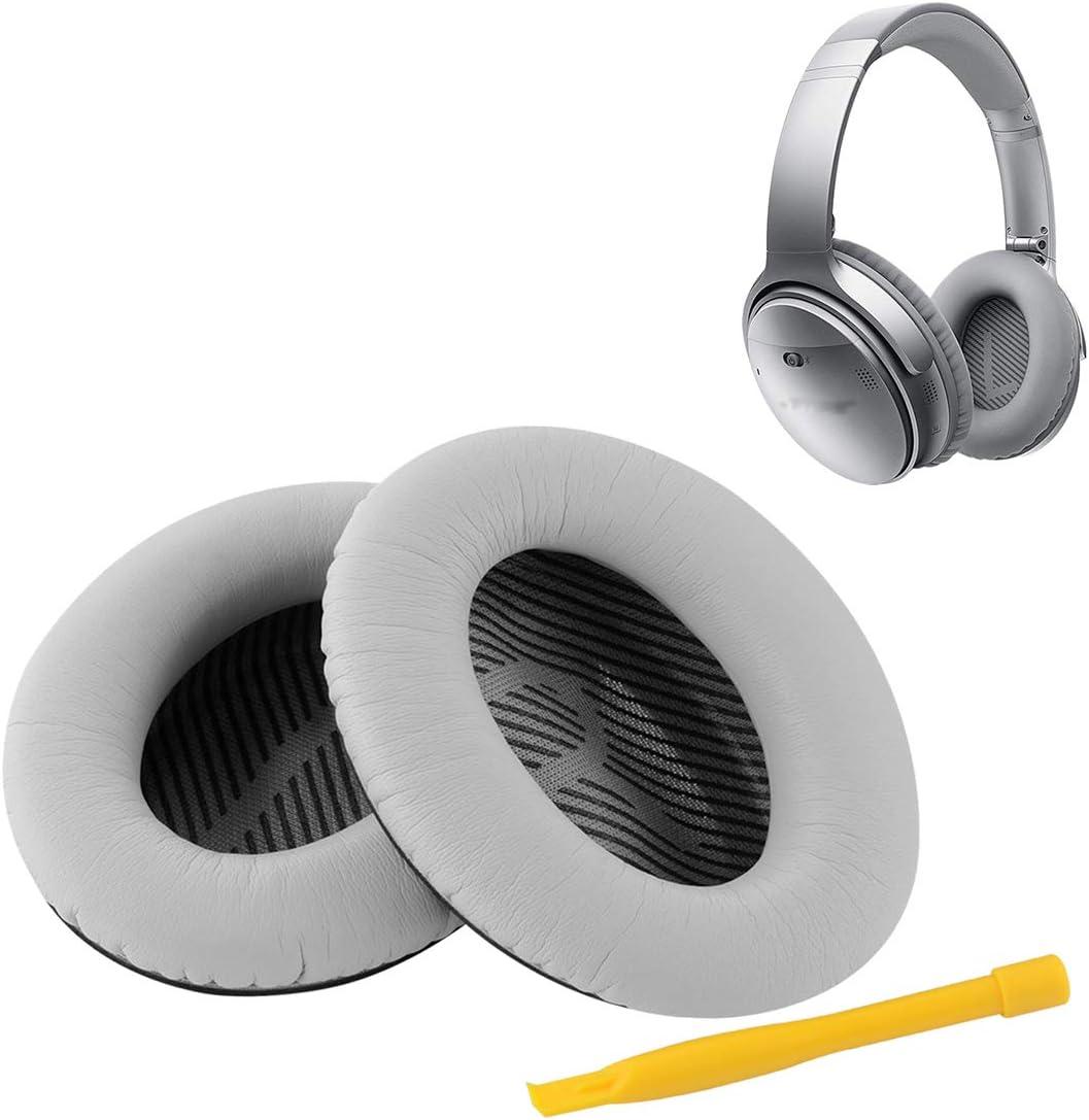 Geekria Ersatz Ohrpolster Für Bose Qc35 Ii Kopfhörer Elektronik