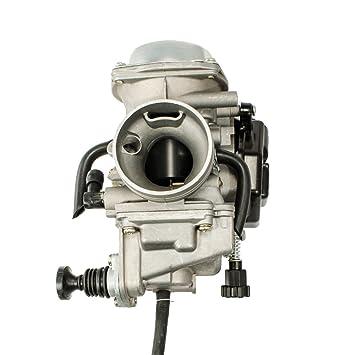 Honda Fourtrax Carburetor Schematics - Find Wiring Diagram •