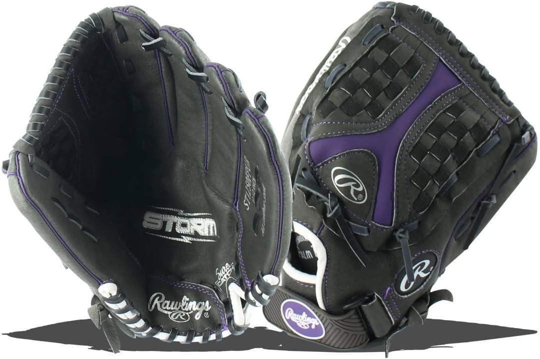 RAWLINGS Champion Right Hand Decorative X Web 12-1//2 Lite Softball Gloves