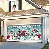 Victory Corps Outdoor Christmas Holiday Garage Door