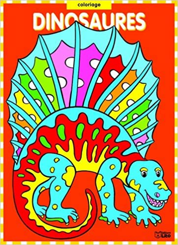 Livre gratuits en ligne Dinosaures crète arc-en-ciel : Coloriage ( périmé ) pdf, epub ebook