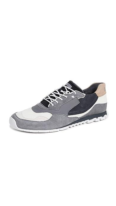 Zapatillas CAMPER nothing gris y negro de segunda mano por
