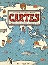 Cartes : Voyage parmi mille curiosités et merveilles du monde par Mizielinska