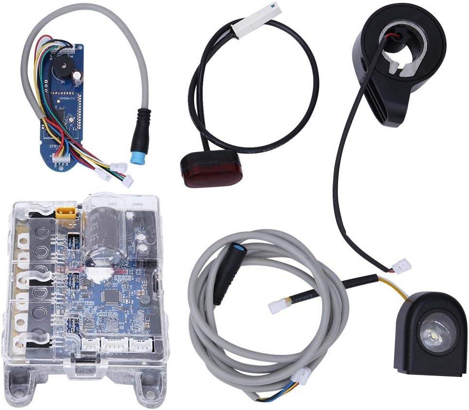 Conjunto de Controlador de Scooter Solomi, Controlador de Motor Duradero y Kit de módulo Bluetooth Compatible con Scooter eléctrico XIAOMI M365