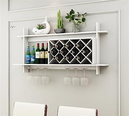 Amazon Com Alus Modern Minimalist European Style Wall Mounted Wine
