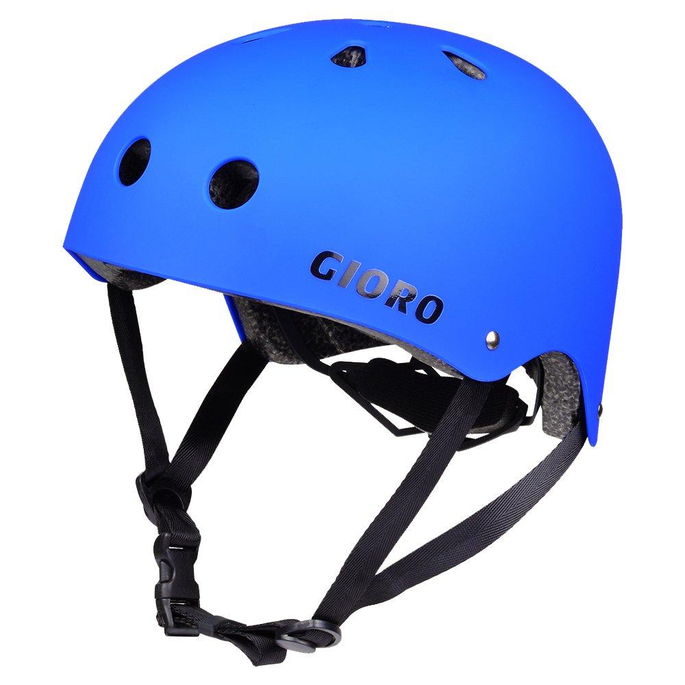 Gioro Skate Helm Einstellbar Fahrradhelm Helm Zyklus/Motorrad / Skating Helm Sporthelm