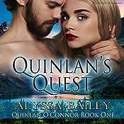 Quinlan's Quest: Quinlan O'Connor, Book 1 | Alyssa Bailey