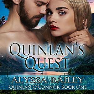 Quinlan's Quest Audiobook
